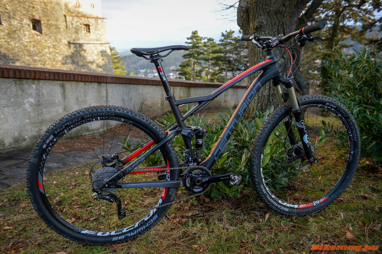 "Centurion Numinis Carbon 3000 29"" kerékpárteszt"