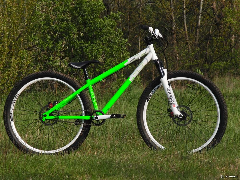 Commencal Absolut CG Cromo 2010