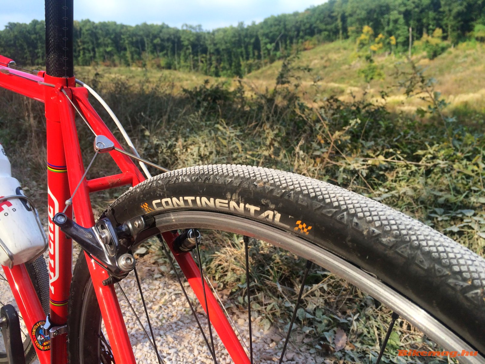 Continental Cyclocross Speed