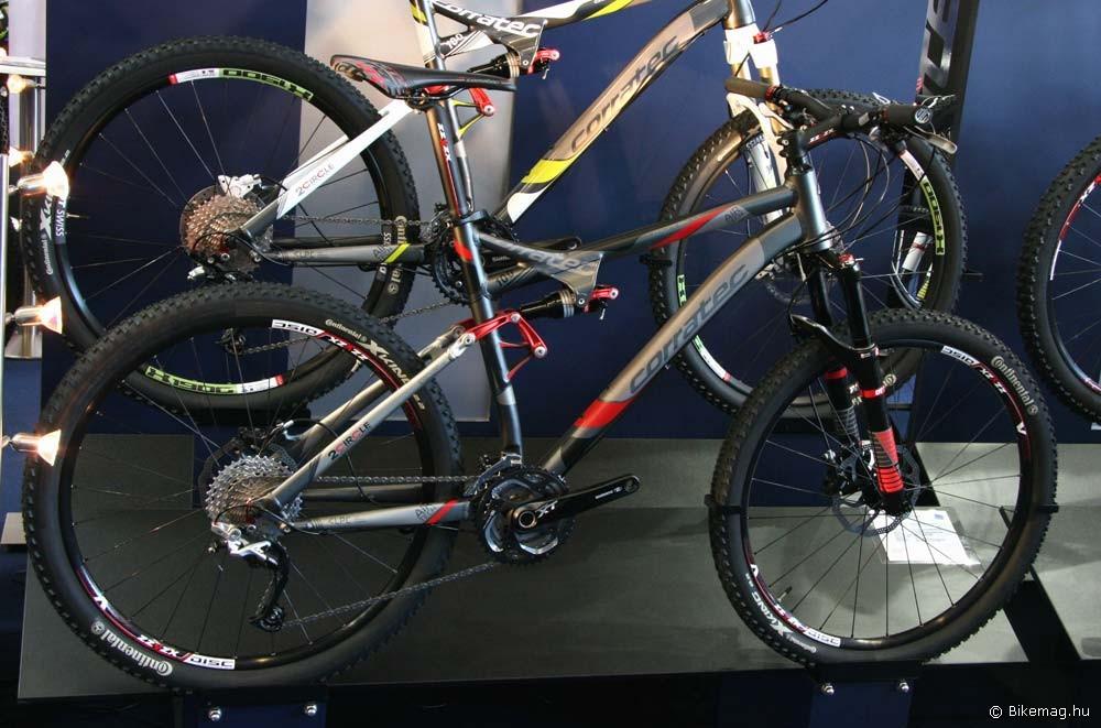 Eurobike 2011: Corratec Air Tech