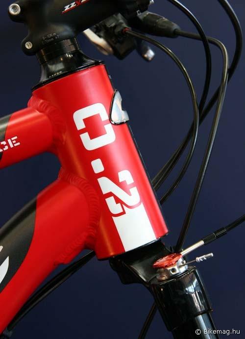 Eurobike 2011: Corratec X-force 2.0