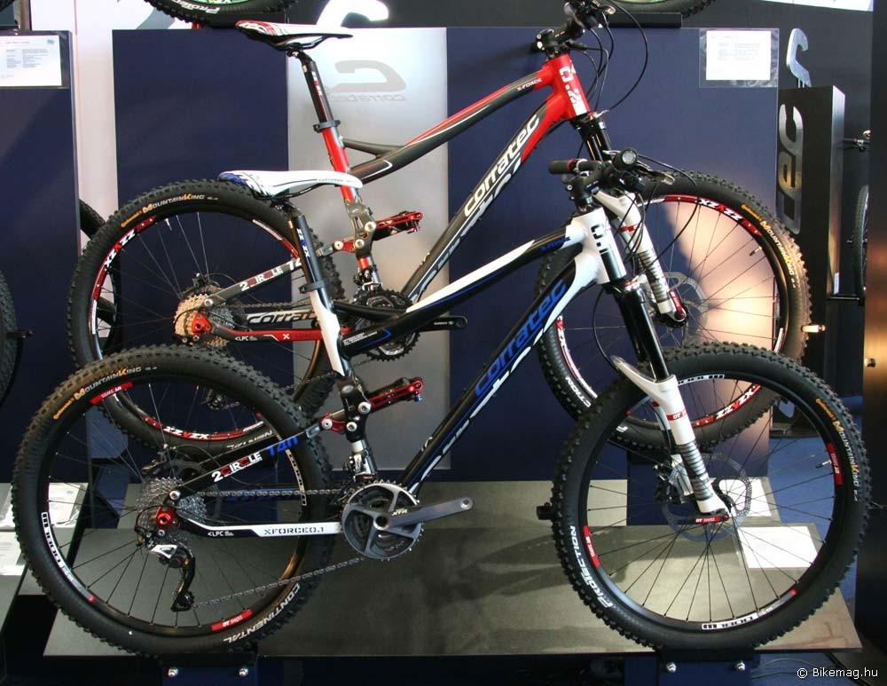 Eurobike 2011: Corratec X-Force 0.1