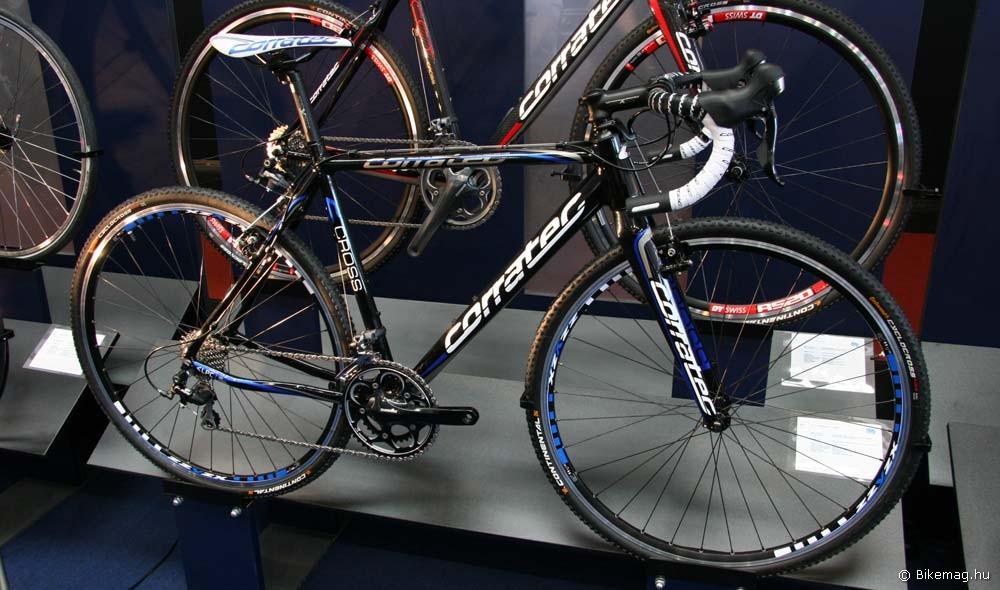 Eurobike 2011: Corratec C-Cross 105
