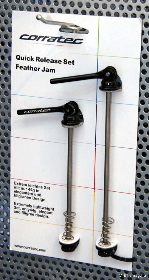 Eurobike 2011: Corratec Feather Jam