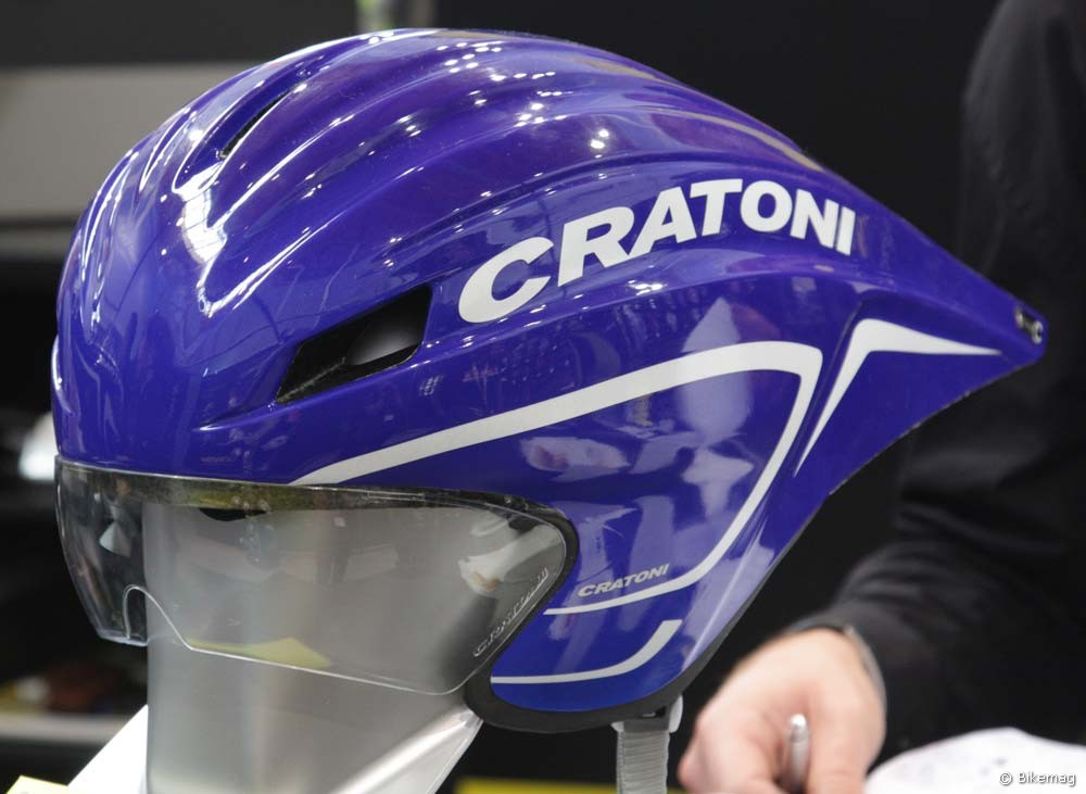 Eurobike 2010 - Cratoni