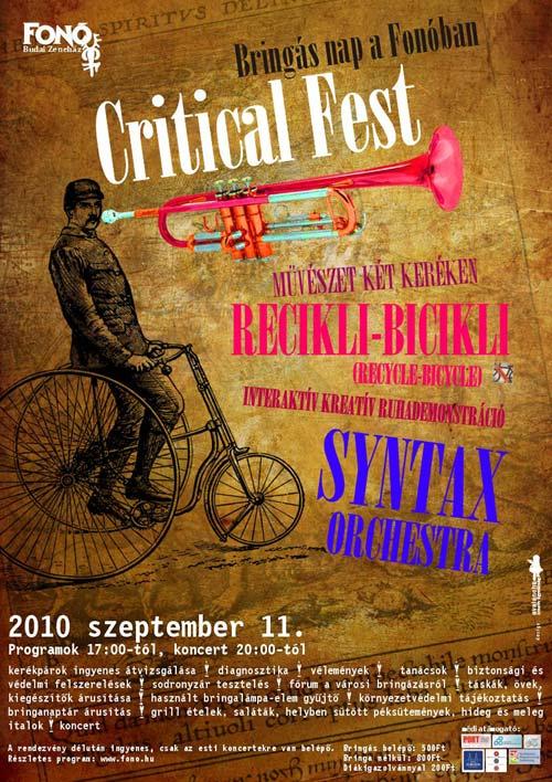 Critical Fest