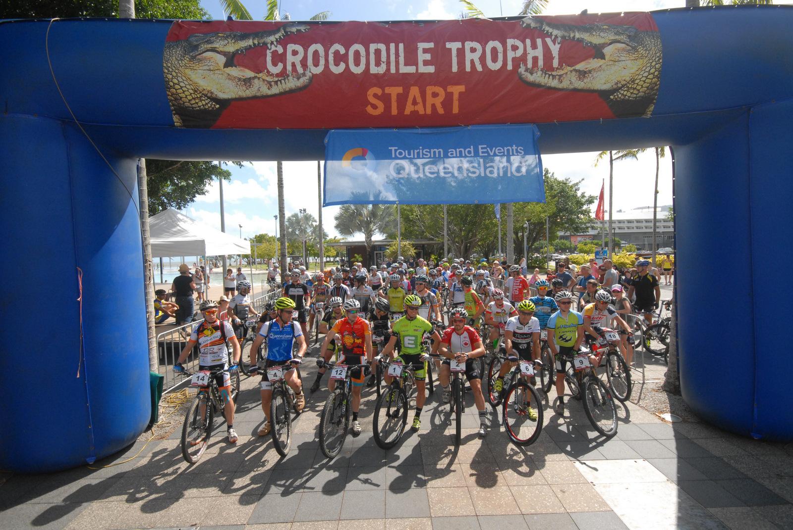 Crocodile Trophy rajt tavaly