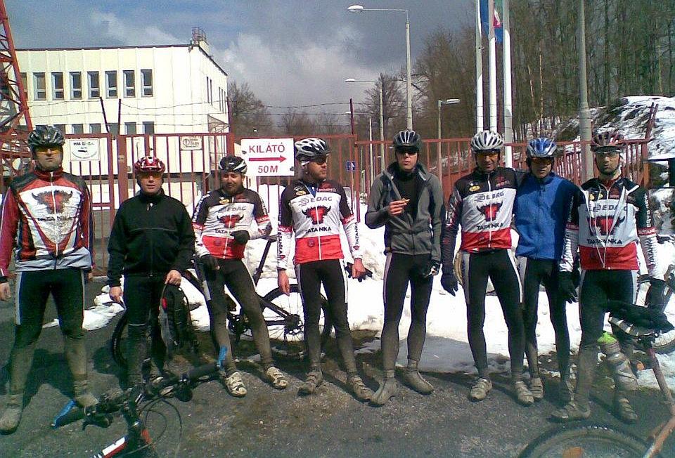 A Tatanka csapat már régóta készül...