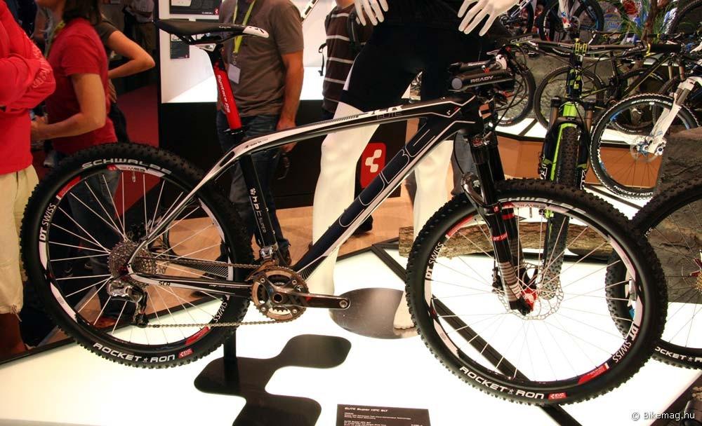 Eurobike 2011: Cube Elite Super HPC SLT