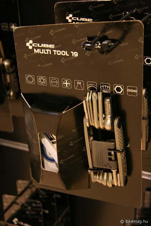 Eurobike 2011: Cube Multi Tool 19