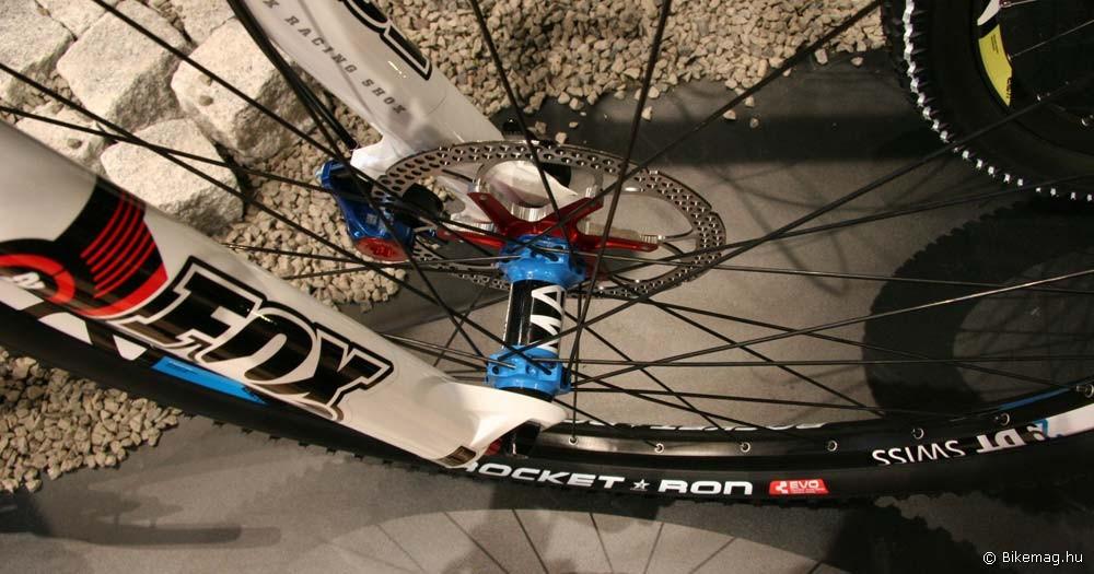 Eurobike 2011: Cube Elite 29 Super HPC
