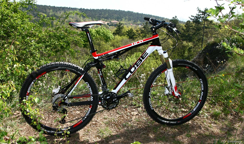 Cube LTD AMS 100 Pro kerékpárteszt