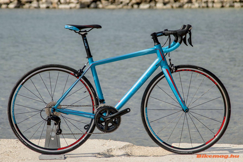 Cube Axial WLS Pro kerékpárteszt