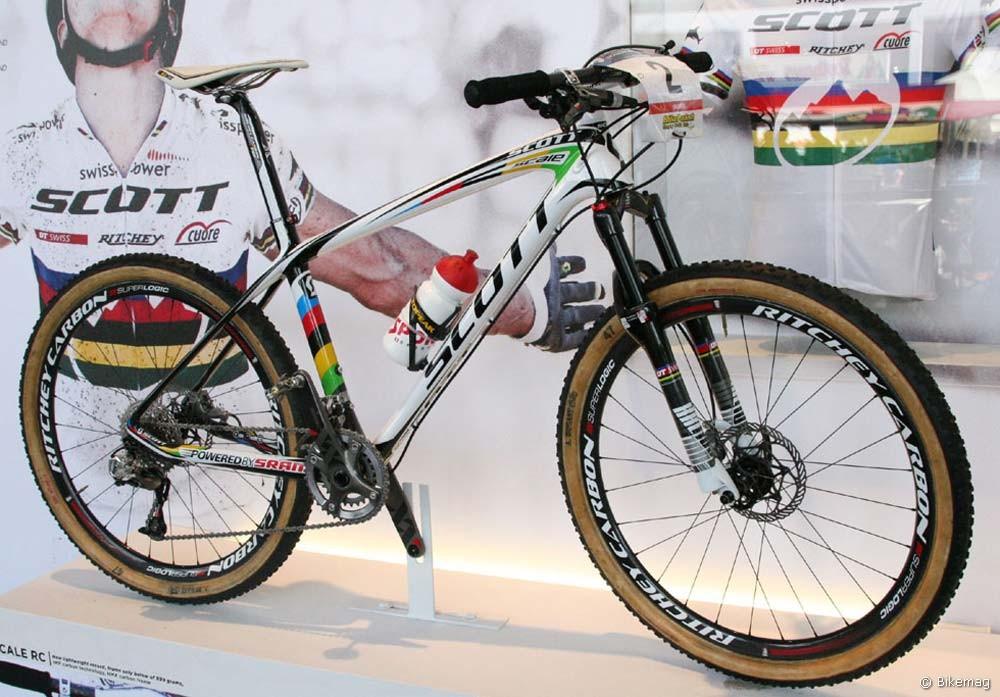 Eurobike 2010: DT