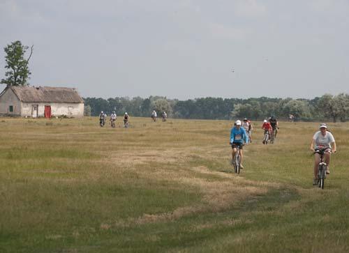 Bringatúra és Mountain Bike maraton a Hortobágyon