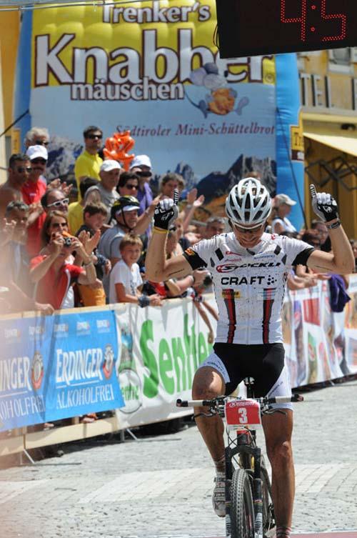 A svájci Urs Huber nyerte az idei versenyt, nyereménye 2500 euró…