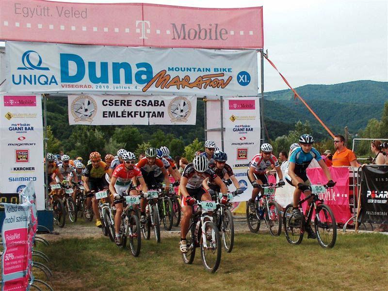 XI. UNIQA Duna Maraton – rajtol a mezőny