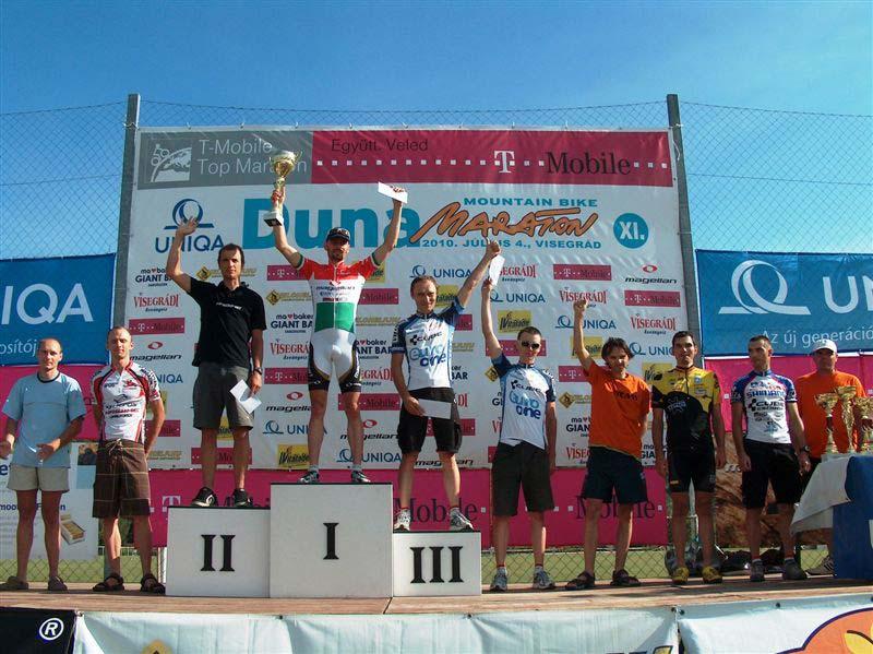XI. UNIQA Duna Maraton – a férfi abszolút dobogósai