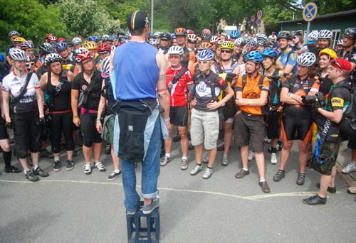 European Cycle Messenger Championships 2010