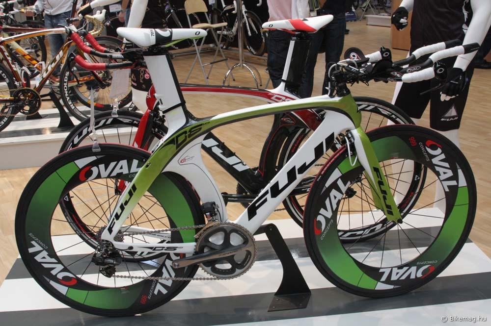 Eurobike 2010 – Aerodinamika: Fuji