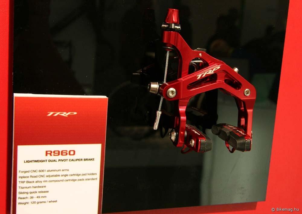 Eurobike 2011: TRP R960