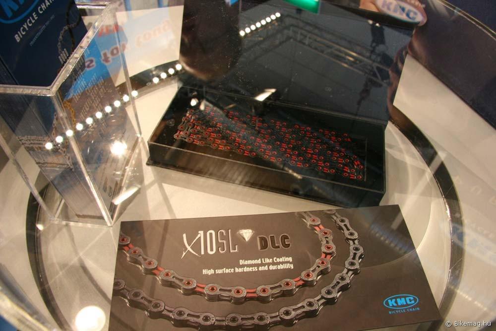 Eurobike 2011: KMC X10 SL DLC
