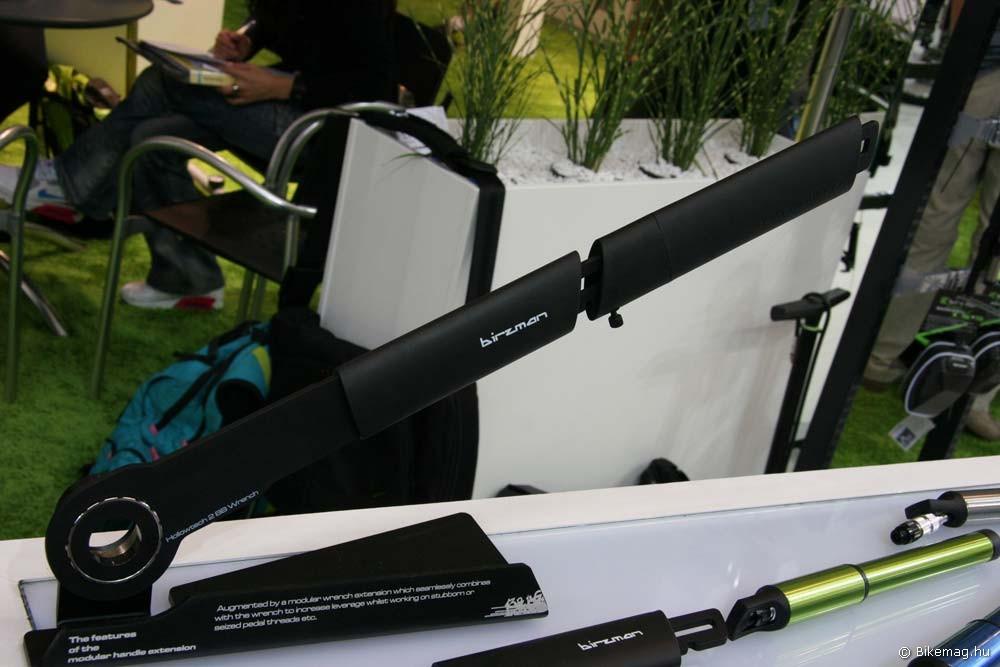 Eurobike 2011: Birzman Specialist Wrench Set II