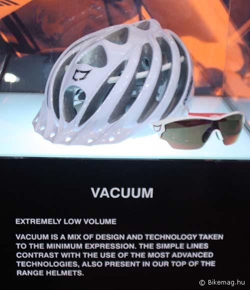 Eurobike 2011: Catlike Vacuum
