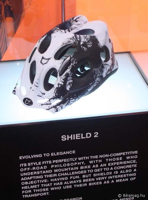 Eurobike 2011: Catlike Shield 2