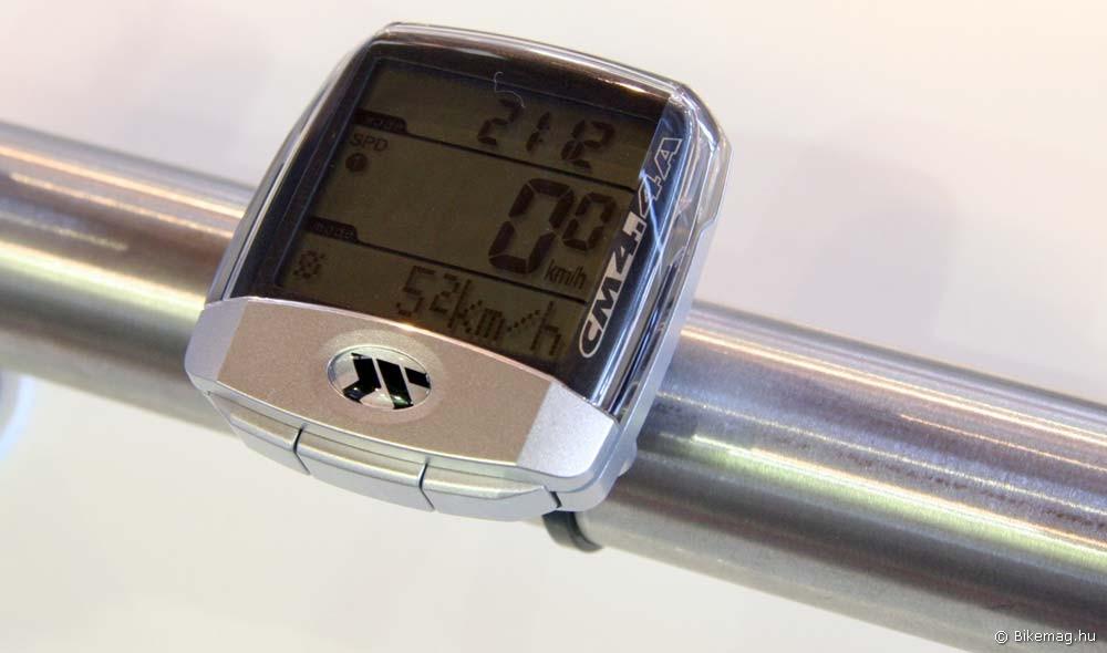 Eurobike 2011: Ciclosport CM 4.4