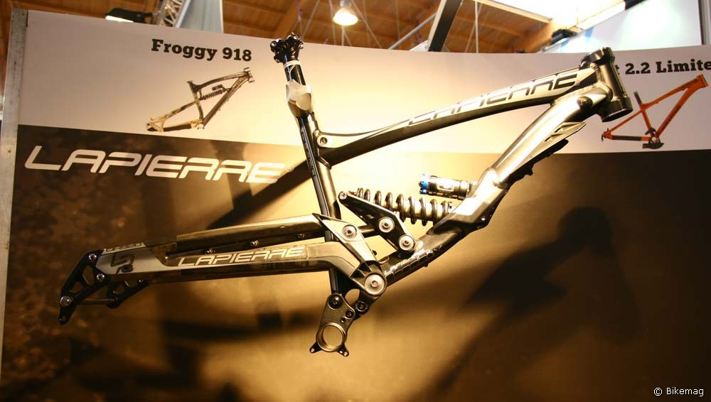 Eurobike 2010: downhill újdonságok, érdekességek
