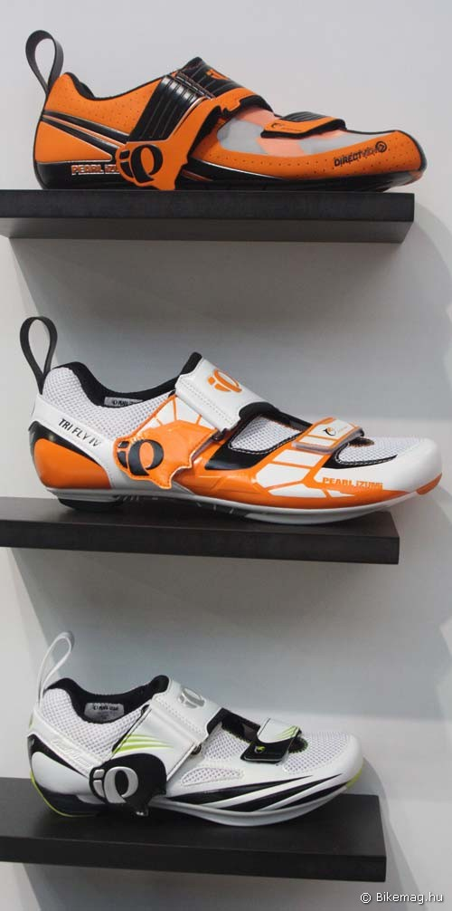 Eurobike 2011: Pearl Izumi triatlon cipők