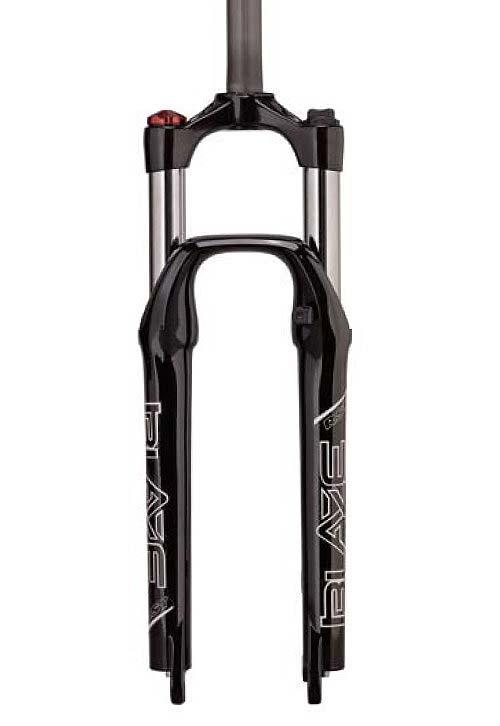 Eurobike 2011: Az új Blaze család, várhatóan az egyik legkedvezőbb árral, acél nyakkal és becsúszóval, 80-100-120 mm úttal, acélrugóval, olajcsillapítással (RL, TNL) vagy anélkül (ML, T típusok)
