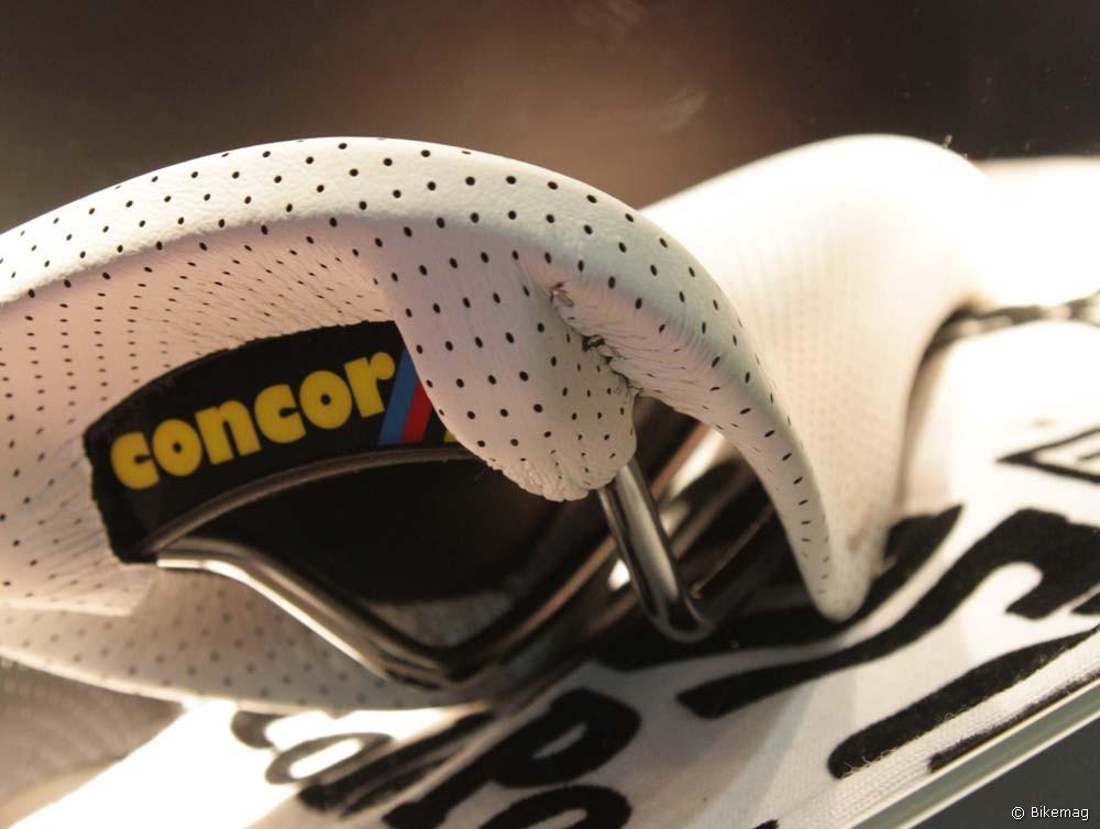 Eurobike trendek: retróláz – Selle San Marco