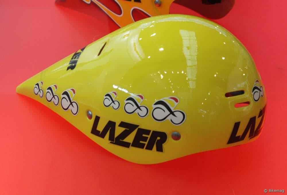 Eurobike trendek: retróláz – Lazer
