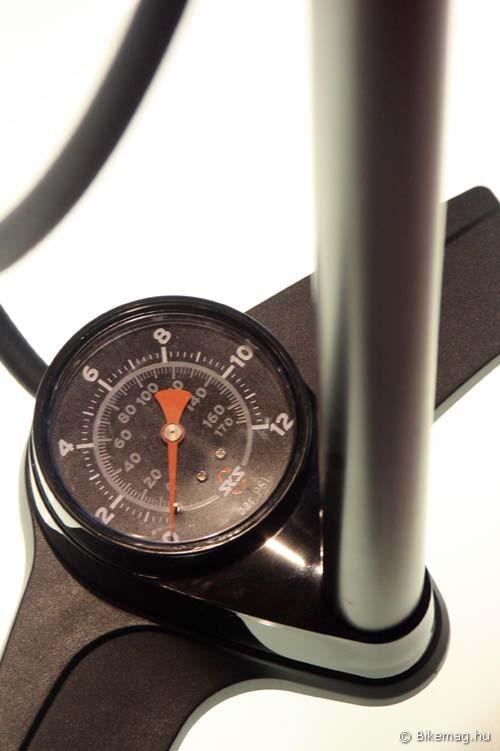 Eurobike 2011: SKS Airkompressor 12.0