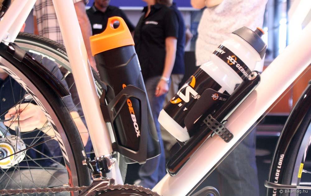 Eurobike 2011: SKS Cage Box