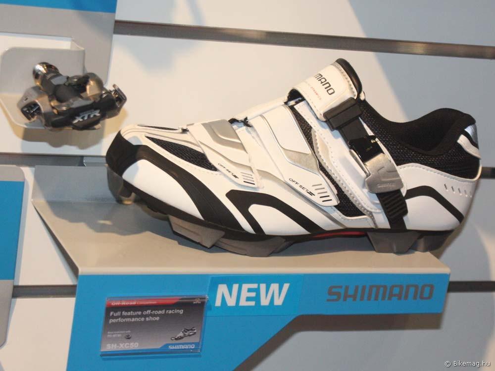 Eurobike 2011: Shimano SH-XC50