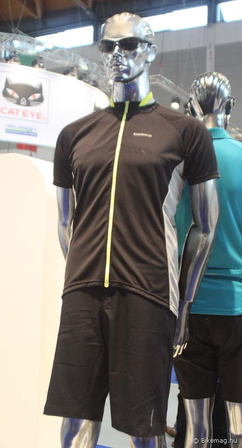 Eurobike 2011: Shimano ruházat