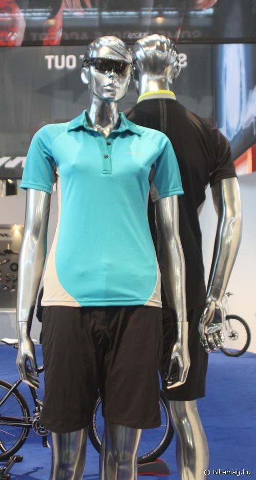 Eurobike 2011: Shimano ruházat: sportos utcai ruházat hölgyeknek