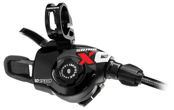 Eurobike 2011: X0 10-es váltókar