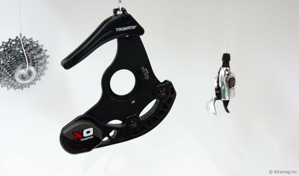 Eurobike 2011: X0 láncvezető