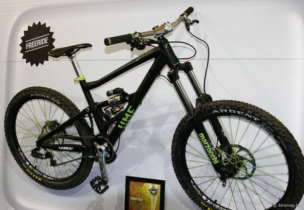 Eurobike 2011: Az új Freddy