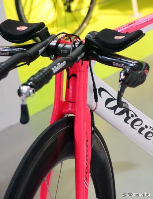 Eurobike 2011: Wilier Twin Foil