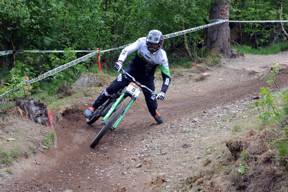 Faustin Figaret (FRA) - Elite Férfi 3. hely - Radon Magura Factory Racing