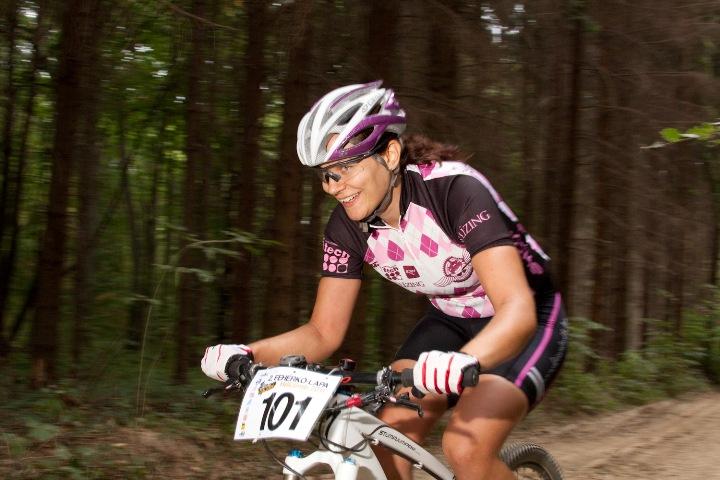 2. Fehérkő-Lápa Hillclimb, 2011 – Rozsnyai Mariann