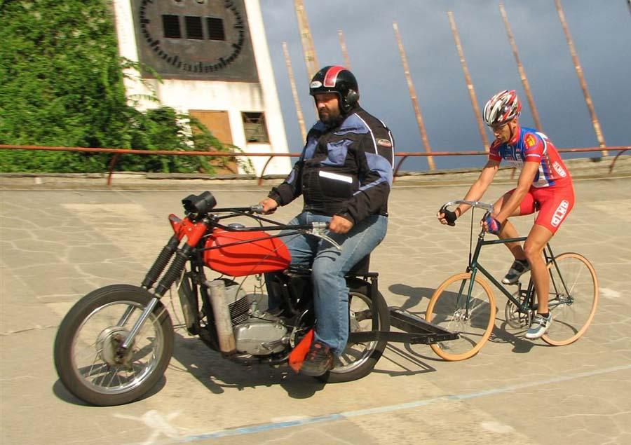 Fekete Dániel a 2009-es vasló Kupán