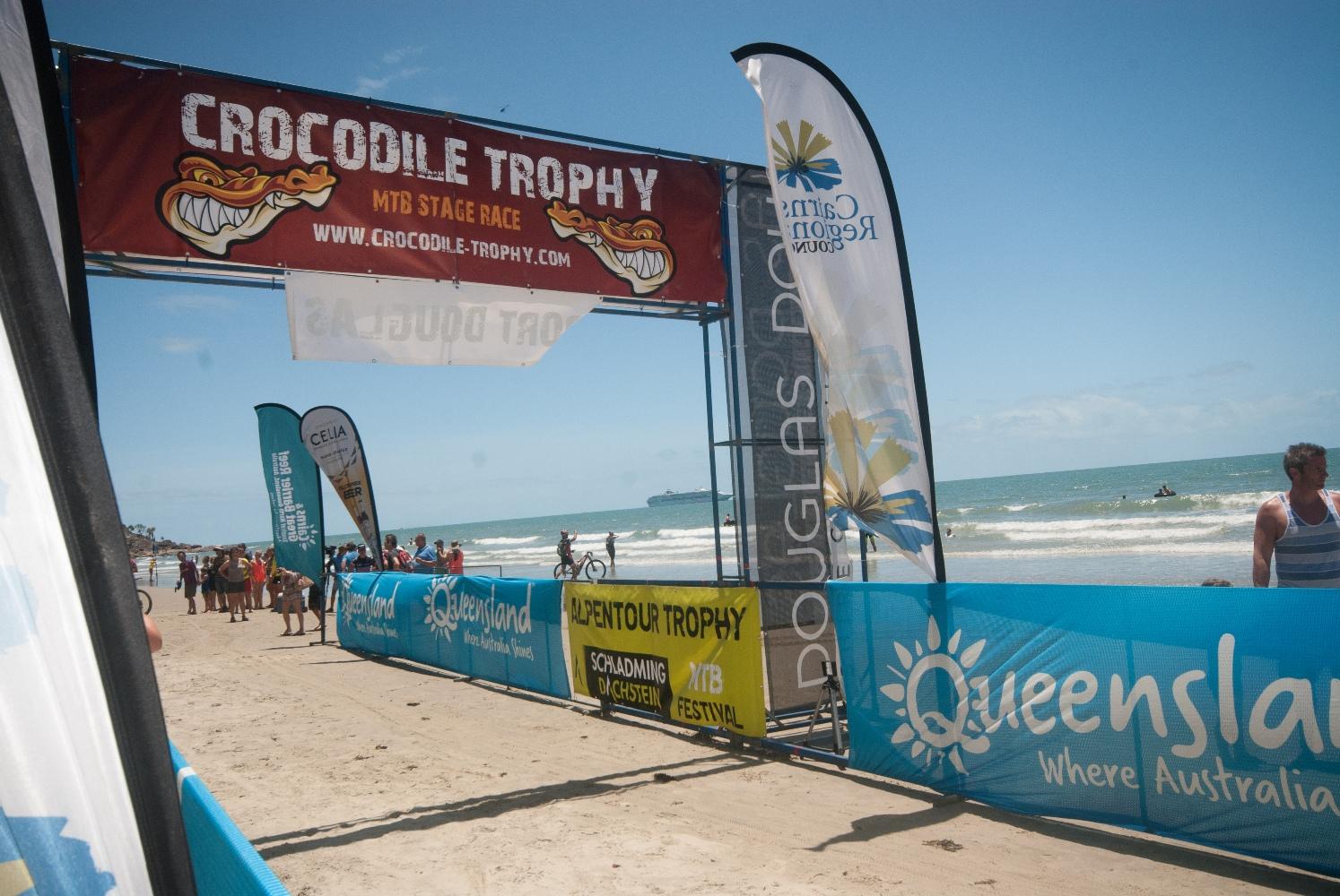 A Crocodile Trophy befutójának Port Douglas adott otthont (Fotó: Regina Stanger)