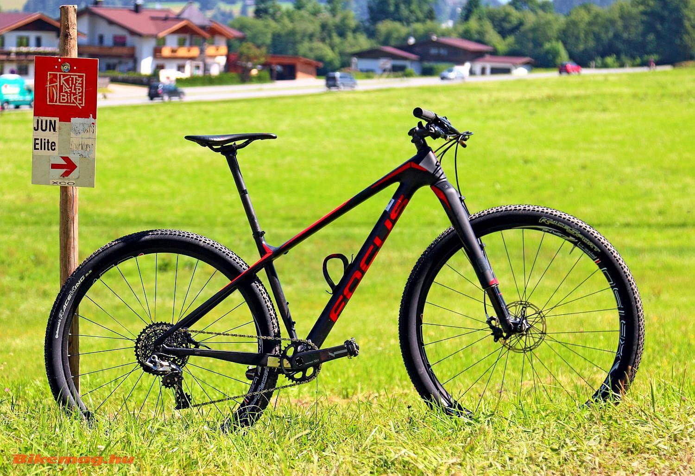 Focus Raven Max 2016 kerékpárteszt