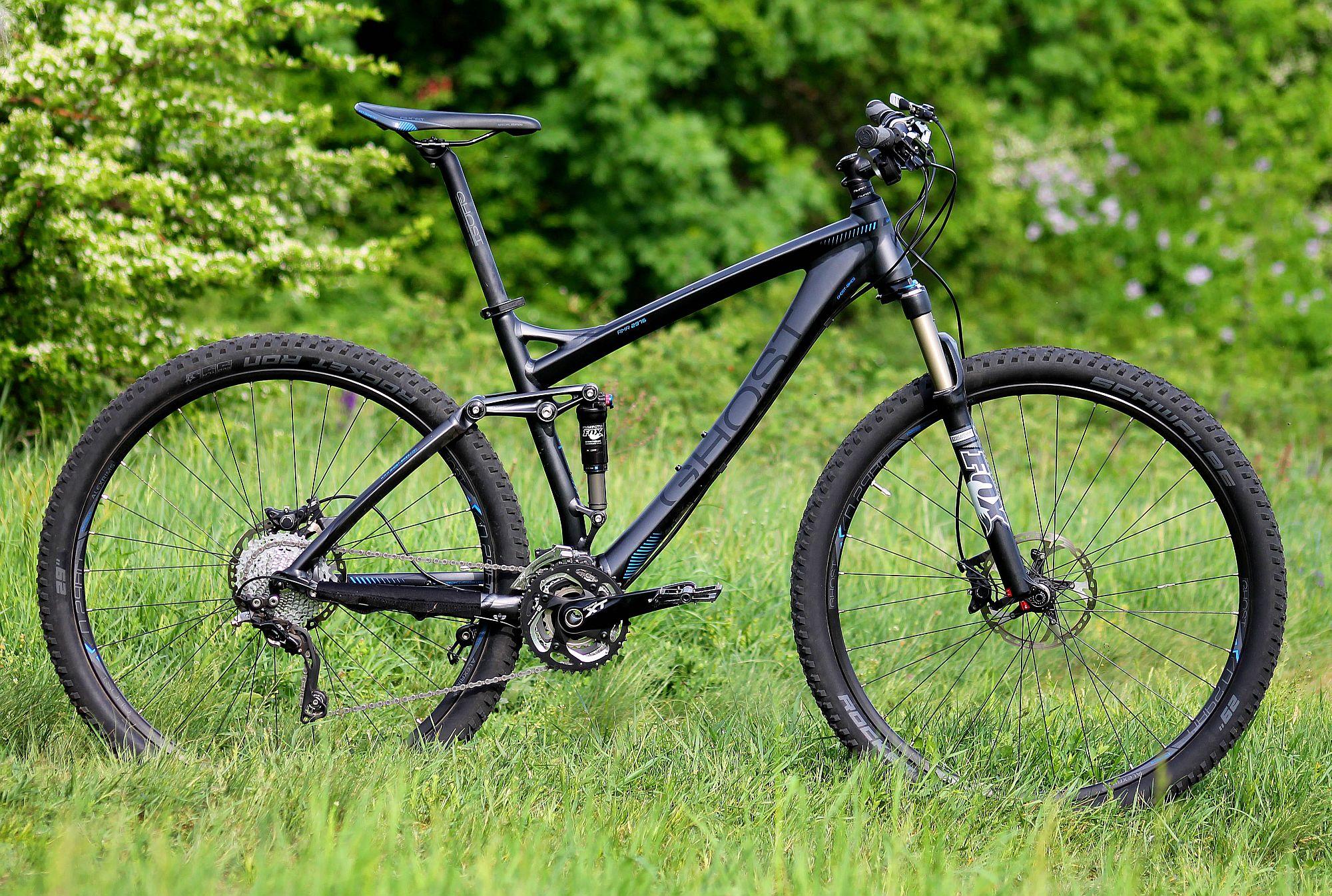 Ghost AMR 2976 kerékpárteszt